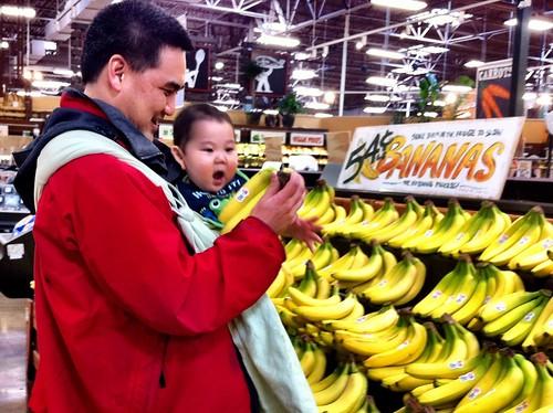 I want 'ananas!