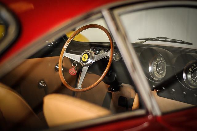 Ferrari 250 Lusso Interior