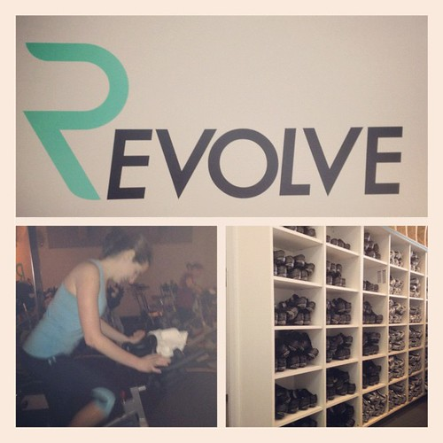Community cycling @revolvedc