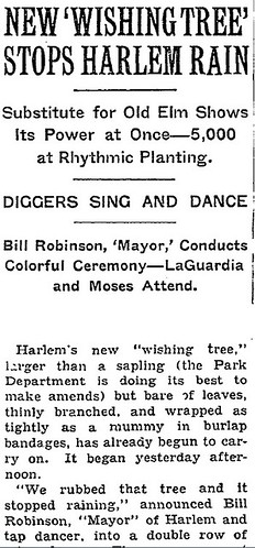 Excerpt from The New York Times, November 5, 1934