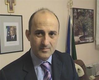 bartolo cipriano sindaco terme vigl