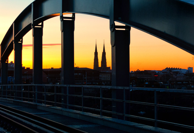 Uppsala Silhouette