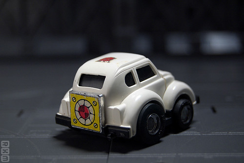 Transformers - Bumblebee (white)