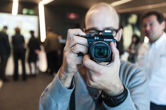 Presentación Canon 5D MKIII