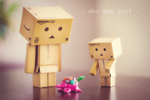 . who are you? . {P52} #6