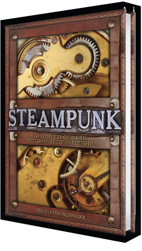 STEAMPUNK-BOOK-promo by broken toys