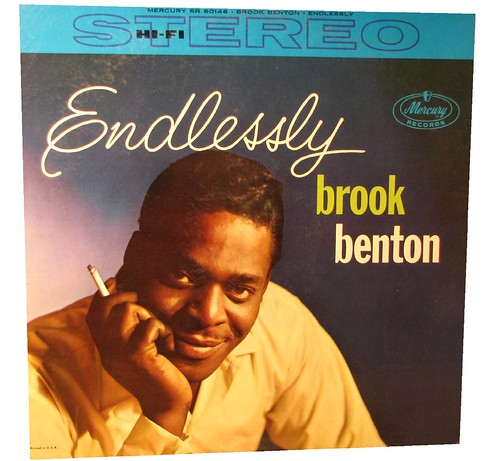 Brook Benton - Endlessly , a photo by Tommer G on Flickr.