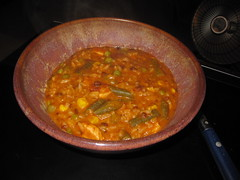 Curry Stew Dinner