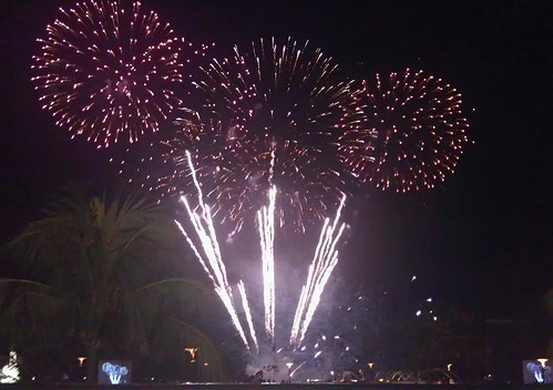 Korea 3rd Pyromusical