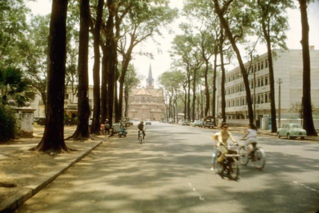Saigon 1967 - Duy Tan Street