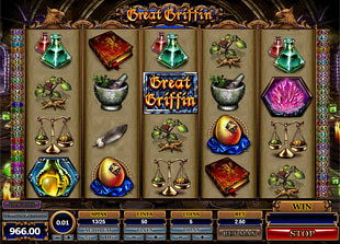 Great Griffin slot game online review