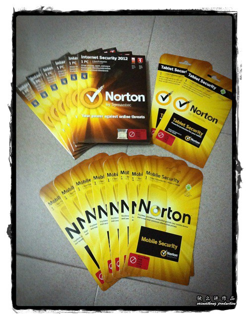 Valentine's Day Giveaway! FREE Norton Antivirus!