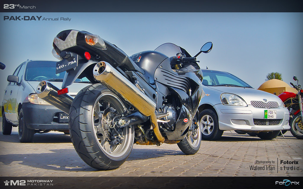 Fotorix Waleed - 23rd March 2012 BikerBoyz Gathering on M2 Motorway with Protocol - 6871373310 6487e99ff2 b
