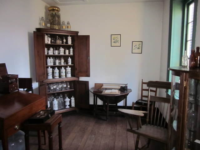 Apothecary Shop Office