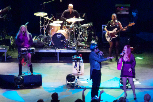 The B-52's at the Classic Center 4