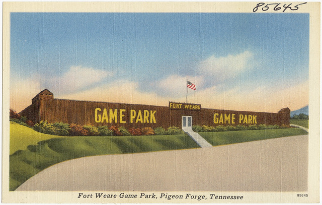 Fort Weare Game Park, Pigeon Forge, Tennessee | Flickr ...