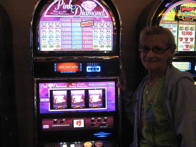 pink slot machine