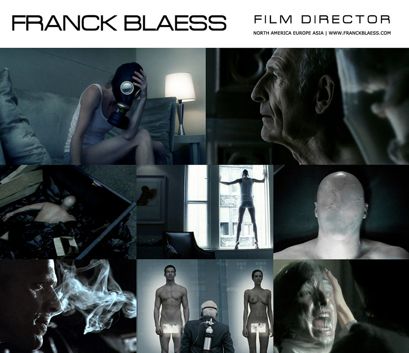 FRANCK BLAESS FILM DIRECTOR
