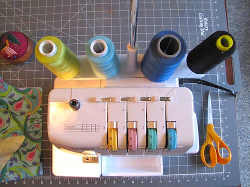 serging flannel pettipants