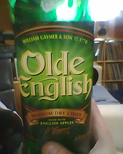 olde english mate