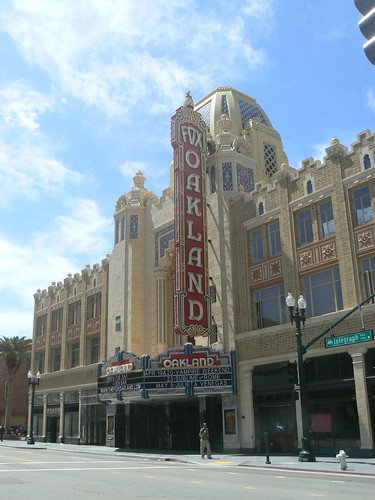 Fox Theater, Oakland