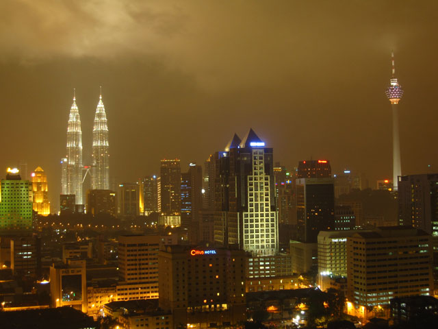 Visiting Kuala Lumpur