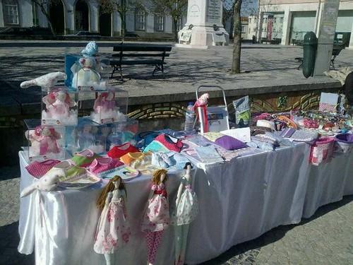 Banca da feira de Aveiro. carnaval by ♥Linhas Arrojadas Atelier de costura♥Sonyaxana