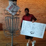 Robert Nichols - Putting Competition Champion