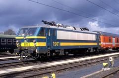 * Belgien  Baureihe 20  New Scan