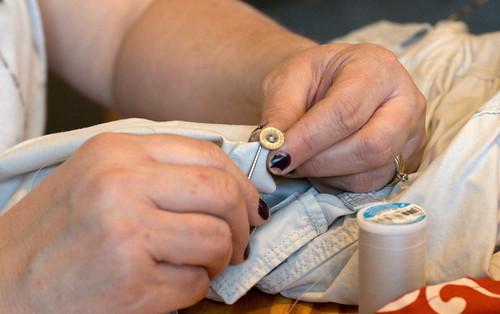 Learn Basic Sewing Skills (96/365)