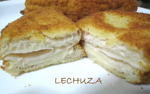 Sandwiches rebozados (1)
