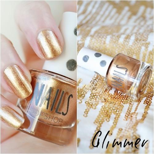 Topshop Glimmer Nail Polish