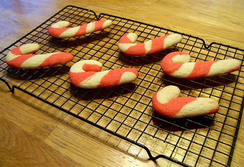 Candy Cane Cookies 5