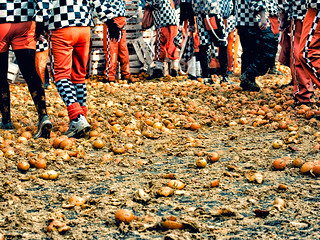 Storico Carnevale di Ivrea - 01