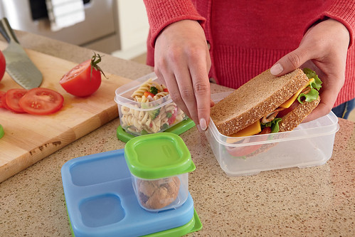 Rubbermaid LunchBlox - Lunch Containers