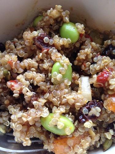 Quinoa salad3