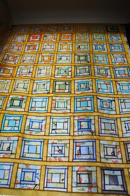 Paint Box Quilt