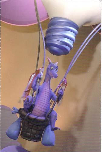 Figment-Epcot's Dragon