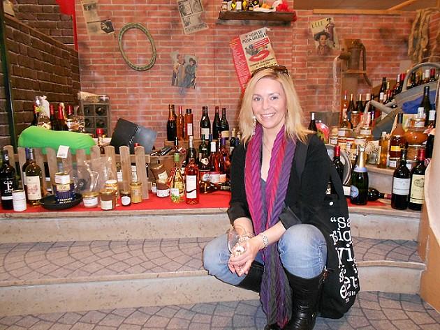 Tina Chevalier - 28/06/13 - www.MyFrenchLife.org