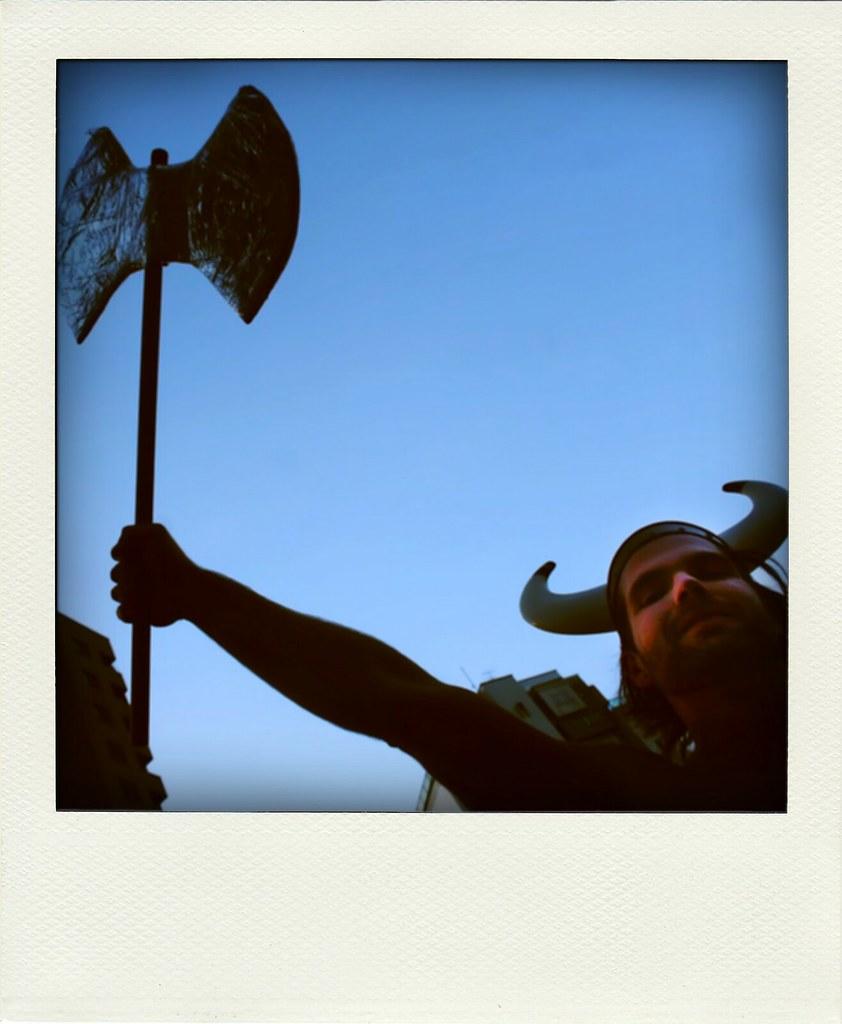 """""""Terça Viking"""" - 2012"""