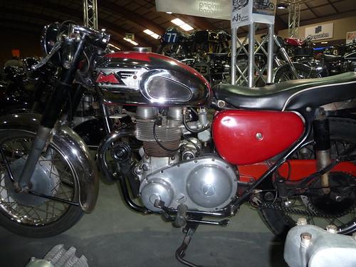 Wieze 2012 Matchless 650 G12 CSR 1965