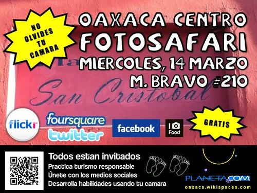 Oaxaca FotoSafari 03.2012