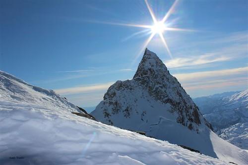 Mt. Shuksan from North shoulder
