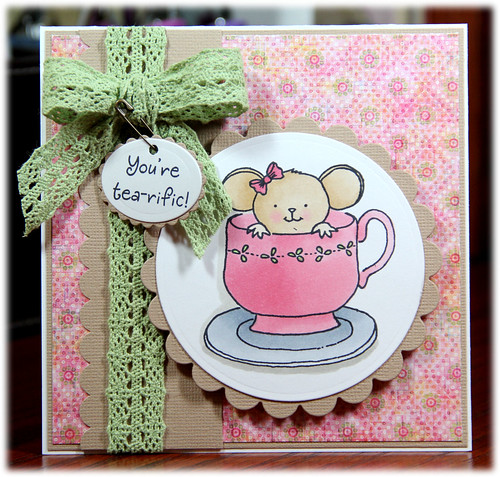 Teacup Mouse (alone)