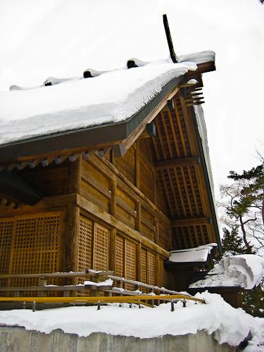 furano shinto temple