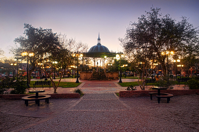 Milam Park San Antonio Tx By Katie Haugland Flickr