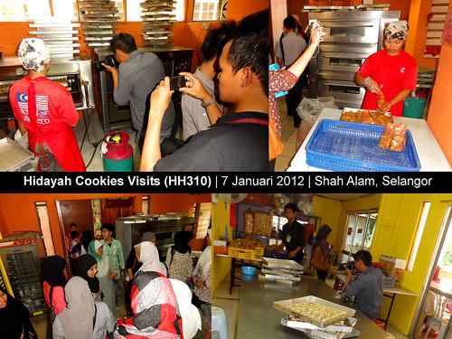 JPHPIS - Lawatan ke Hidayah Cookies 2
