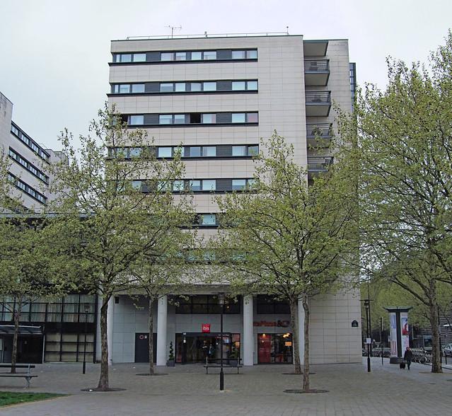 Hotel Ibis Paris Montparnabe
