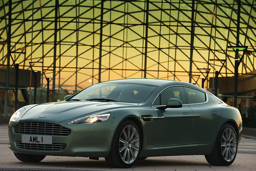 [Free Images] Transportation, Cars, Aston Martin, Aston Martin Rapide ID:201203270000
