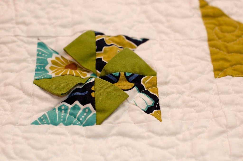 3-D pinwheel